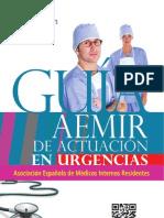 Guía AEMIR de actuación en urgencias