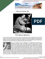 Pakistan Paedia - Celebrities of Pakistan (Nusrat Fateh Ali Khan)