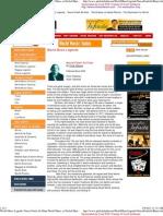 World Music Legends Nusrat Fateh Ali Khan World Music at Global Rhythm - The Destination for World Music