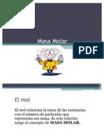 Masa Molar (1)