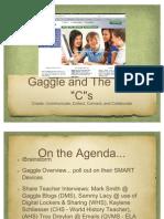 Gaggle Presentation