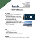 Circuitos Guatemala