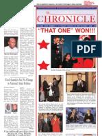 Chronicle Nov 12 08