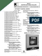 160.54-m1 - Optiview Control Center - Service Instructions