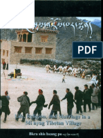 AHP 14--Life, Religion, And Marriage in a Mi Nyag Tibetan Village by Bkra Shis Bzang Po