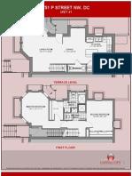 751 P Street NW Floor Plans