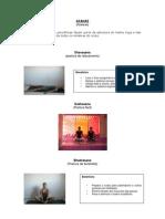 Práticas básicas de Hatha Yoga