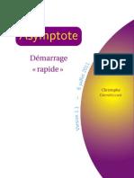 Asymptote_Demarrage_Rapide