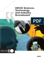 OECD Science, Technology and Industry Scoreboard 2003