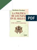 La Politica de Los Papas en El Siglo XX -  Karlheinz Deschner parte 1