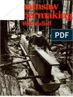 Chainsaw Lumber Making