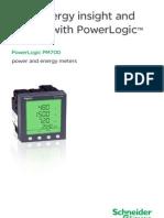 PM700 Datasheet