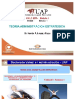 El Proceso de La Admin is Trac Ion Estrategica Un Panorama (2)