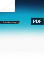 Financial Markets 150811