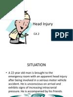 Head Injury (Tbi)