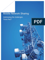 PWC_Mobile Network Sharing_Think the Challenges