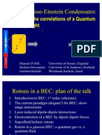 Duncan O'Dell et al- Rotons in Bose-Einstein Condensates