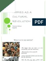 Hippies as a Cultural Revolution