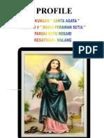Profil Lingkungan St. Agata