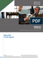 Nokia E50 E-Mail Support En
