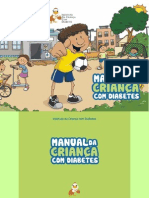 Manual da criança com diabetes