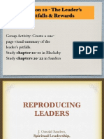 602 Spiritual Leadership