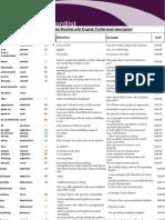 EU+Pre Int+Wordlist+FINAL+Jul18
