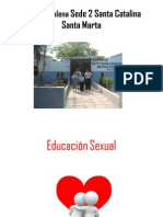 Proyecto sexualidad