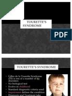 PSYCHE - Tourette's
