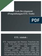 IB - Development ETL