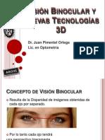 Visión Binocular y Nuevas Tecnologías 3D(PDF)