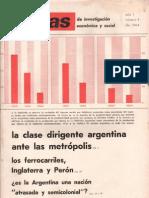 Fichas de Investigación Económica y Social, nº 04, diciembre 1964