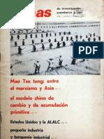 Fichas de Investigación Económica y Social, nº 05, marzo 1965