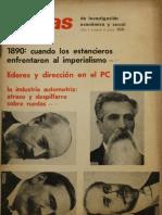 Fichas de Investigación Económica y Social, nº 06, junio 1965
