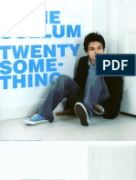 6686299 Jamie Cullum Twenty Something Songbook