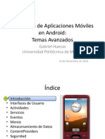 03desarrolloanandroid-avanzado-101118185740-phpapp02