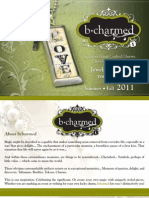 Catalog bCharmed 2011