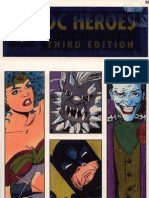 DC Heroes (3rd Edition)