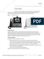 3 a.cisco Unified IP Phone 9951