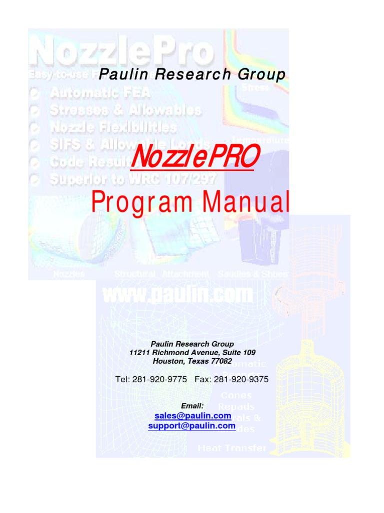 Nozzle Pro Download Crack Free
