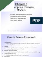 Pressman Ch 3 Prescriptive Process Models