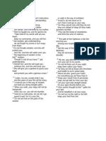 Reflection on Psalm 51