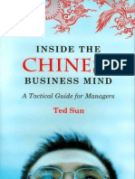 Inside the Chinese Mind