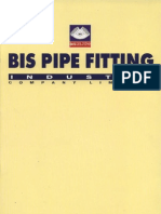 BIS Pipe Fittings Catalog