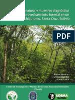 Regeneración natural y muestreo diagnóstico - Menacho, Quevedo, Arce. 2011.