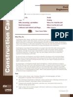 Construction Careers - Civil Engineers
