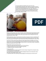 Bobath / NDT (Neuro Development Treatment) Pada Bayi
