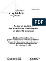 Police Societe Volume1 No2
