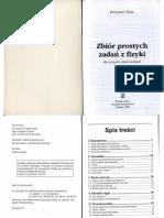 Krzysztof Chyla - Zbiór prostych zadań z fizyki
