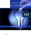 Advances in Energy Conservation - Carden P. (2011) the English Press